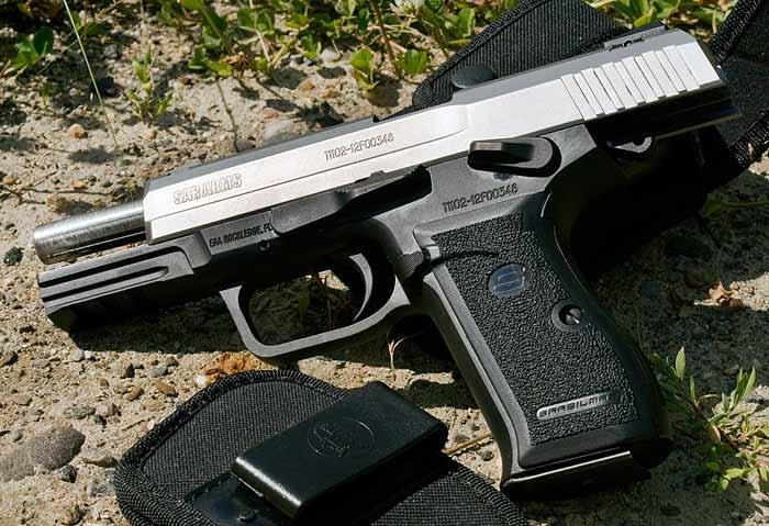 Пистолет Sarsilmaz ST10, Турция, изображение №4