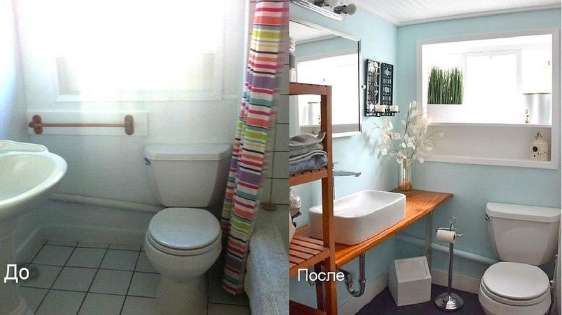 Не сложные примеры декора превращающие туалетную комнату в шедевр