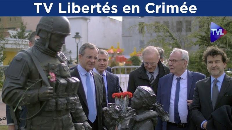 Zoom TV Libertés en Crimée