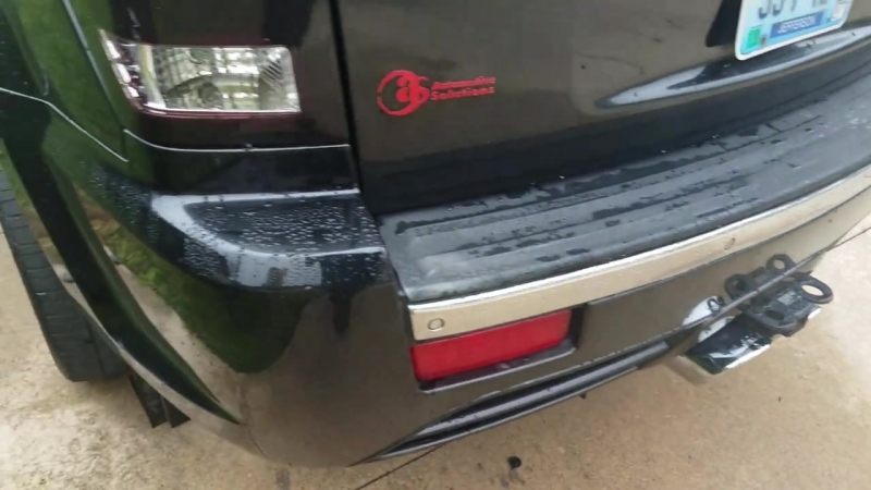 звук выхлопа Jeep SRT8 with camshaft 273