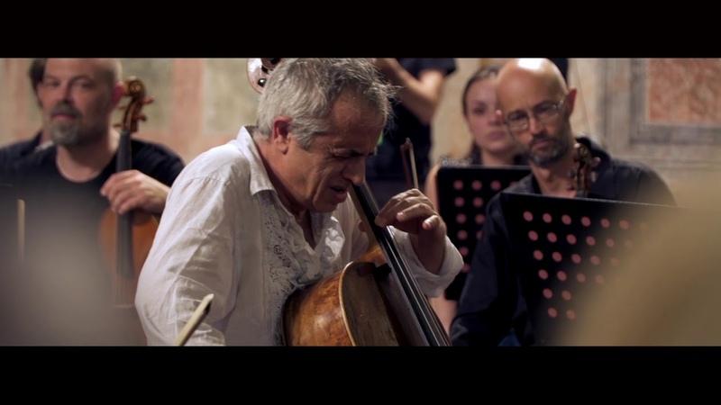 Giovanni Sollima - violoncello Orchestra da Camera di Mantova