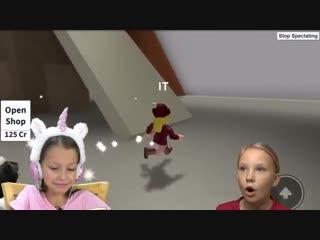 ПРЯТКИ в Роблокс с NikolCrazy GAMER Куда СПРЯТАЛАСЬ ВИКА? Viki Show PLAY