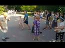 Танцы на Приморском бульваре - Севастополь - 14.06.19 - День Севастополя - Певец Сергей Соков - LIVE