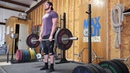 How to conventional deadlift- Cailer Woolam