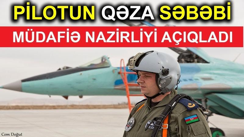 Müdafiə nazirliyindən MİQ-29 bağlı açıqlama