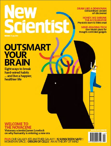 New Scientist 27 07 2019
