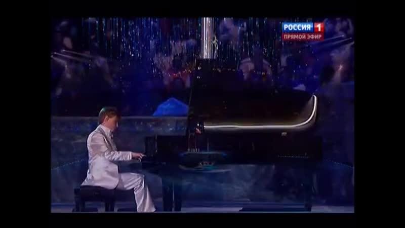 Олег Аккуратов на церемонии закрытия Паралимпийских игр