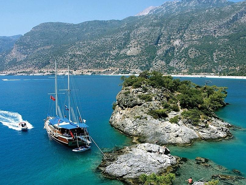 Обзор курорта Кемер (Турция), изображение №2