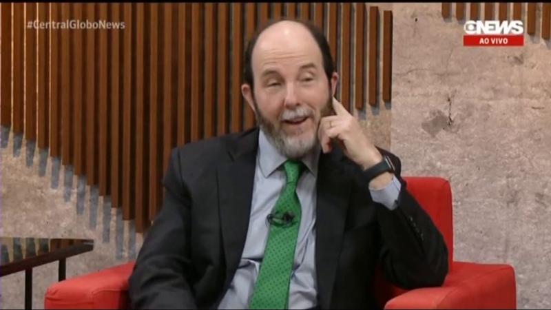 Central Globonews entrevista Ex-ministro do Banco Central Armínio Fraga