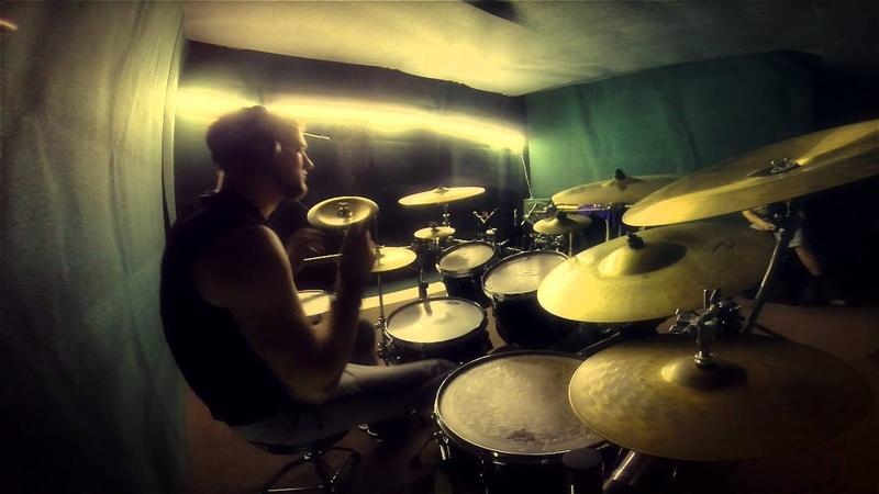 Sergey Golovin HEADBREAKER v2 (live drums by Dmitriy Ostrosablin )