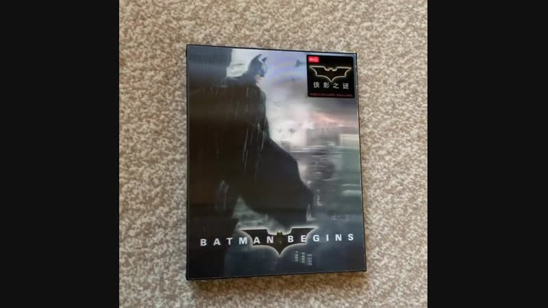 Batman Begins [HDZeta Exclusive] 4K UHD Edition