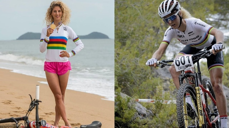 Cycling MTB Motivation Jolanda Neff Instagram Edition