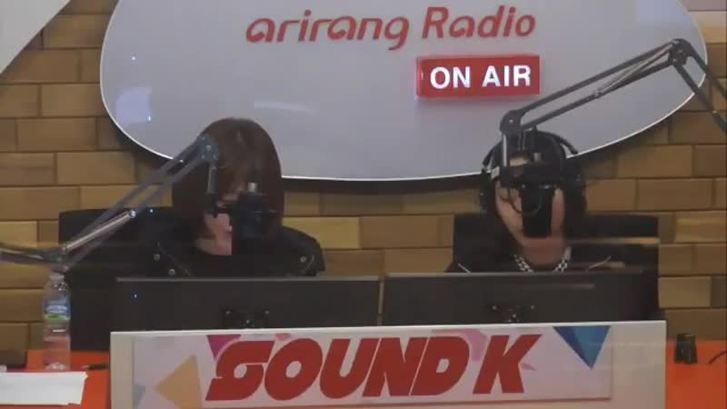 [SoundK Recap] 190215 - - Today was Euna's last day as a stand-in DJ on Arirang Sound K. - - She prepared a cover of Supreme Tea