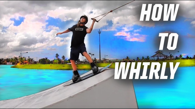 Для Дениса HOW TO WHIRLYBIRD WAKEBOARDING CABLE WHIRLY BIRD