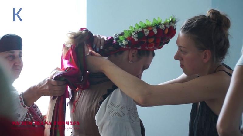 Повне інтерв'ю з Вікторією Щербань про День традиційного костюма
