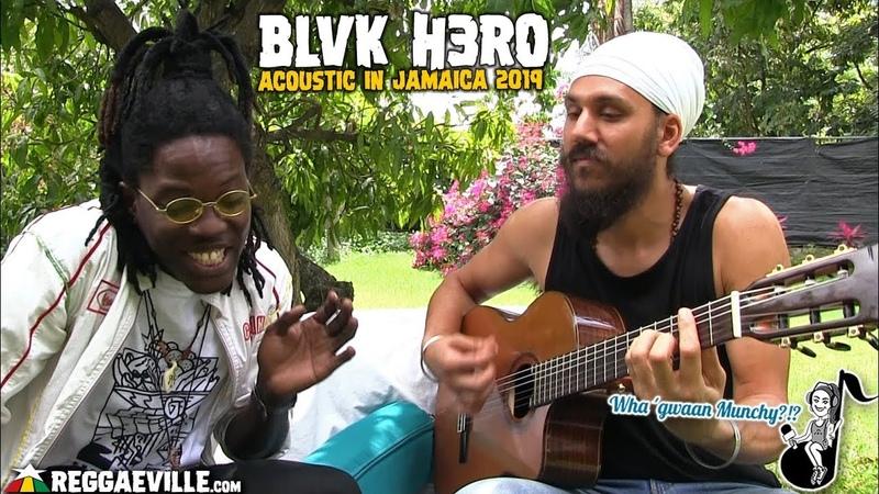 Blvk H3ro - Mama [Unplugged   Wha Gwaan Munchy! 2019]
