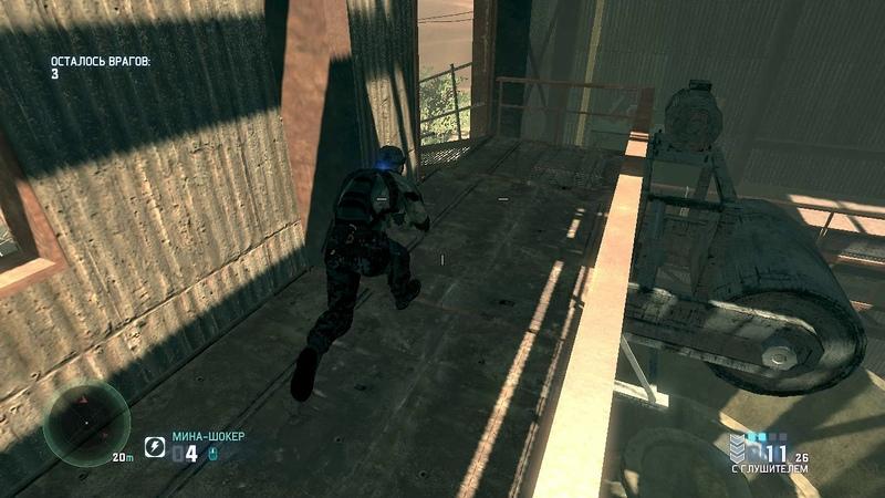 Tom Clancy's Splinter Cell Blacklist Работает Профессионал 1 часть