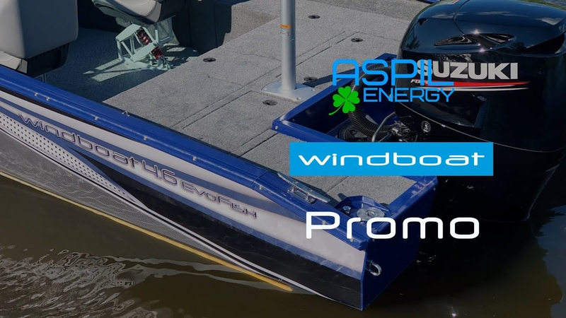 Windboat DC 4 6 Evo Fish Aspil Energy Promo