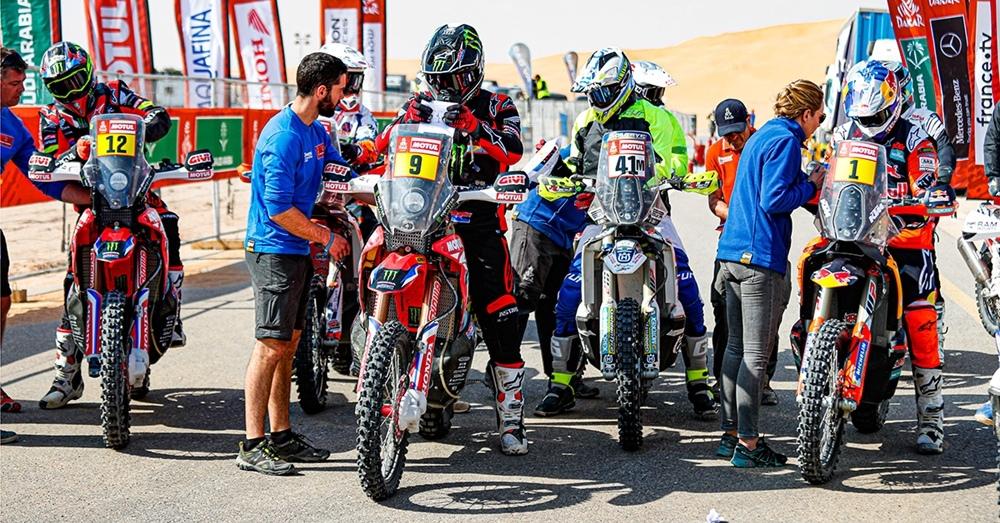 Ралли Дакар 2020, этап 10 - победа Хуана Барреда на сокращенном этапе