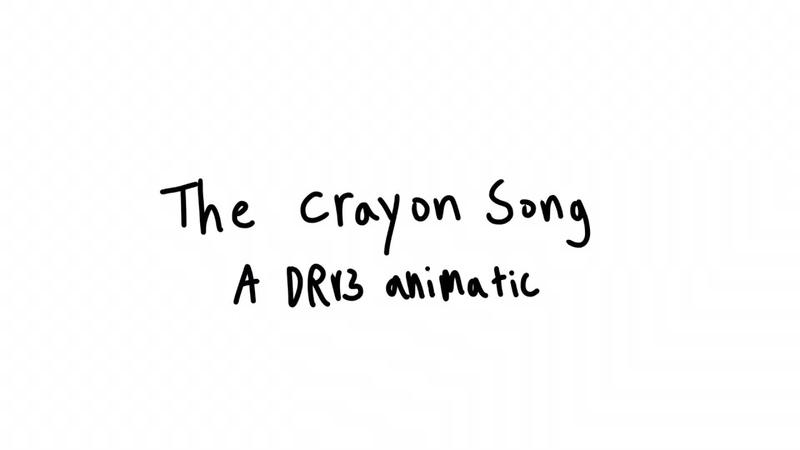 Kokichi ruins the crayon song ( A Danganronpa v3 Animatic)