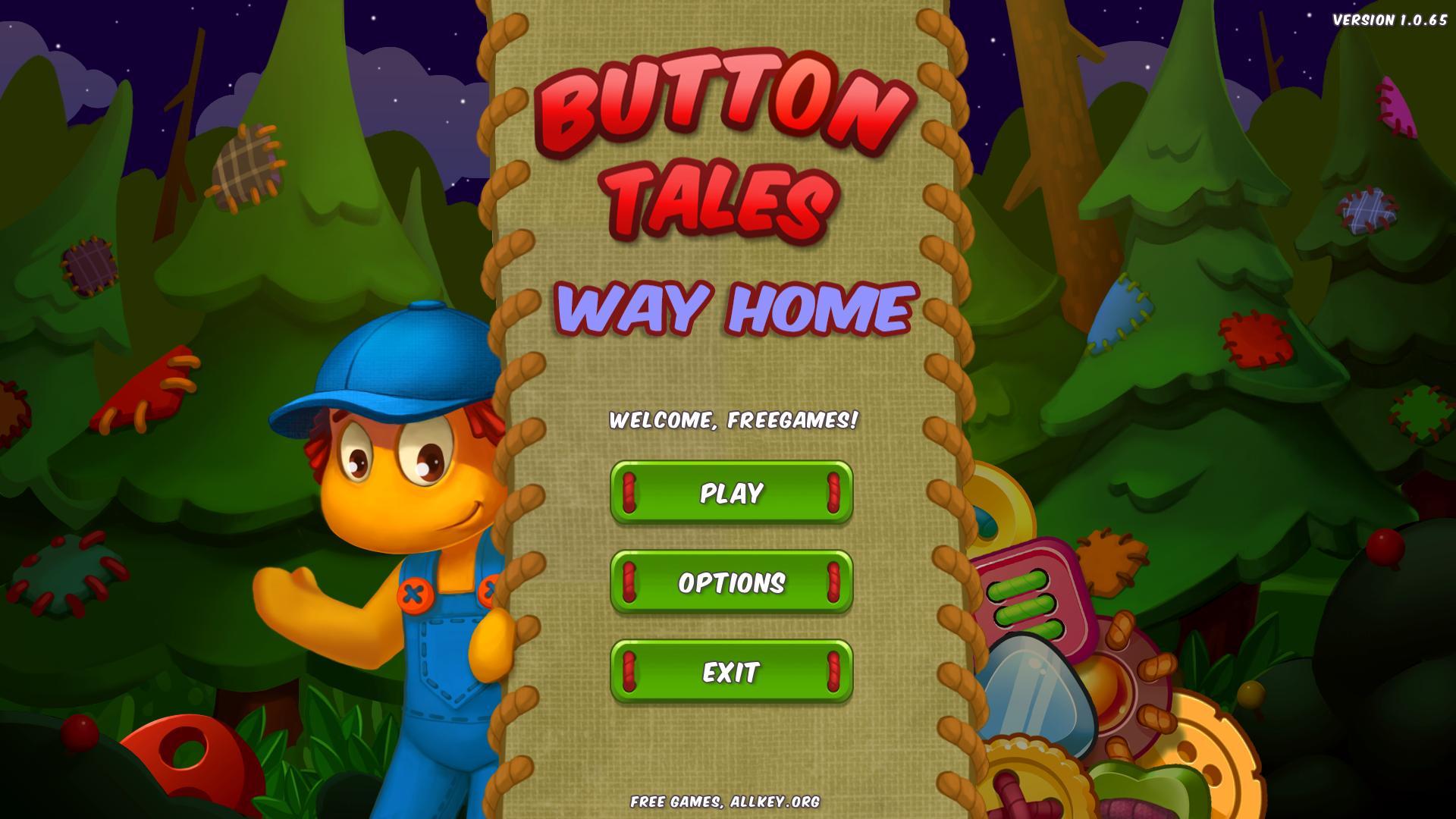 Пуговки 2: Путь домой | Button Tales 2: Way Home (En)