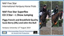 International Hartpury Horse Trials CCI 3*L Piggy French Susie Berry Show Jumping