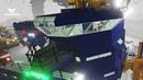 Stormworks rescue ship Purga