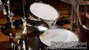 Meinl Cymbals B14HHH-B Byzance 14 Brilliant Heavy Hammered Hihat