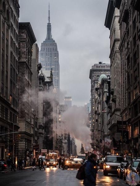 Атмосфера Нью-Йорка