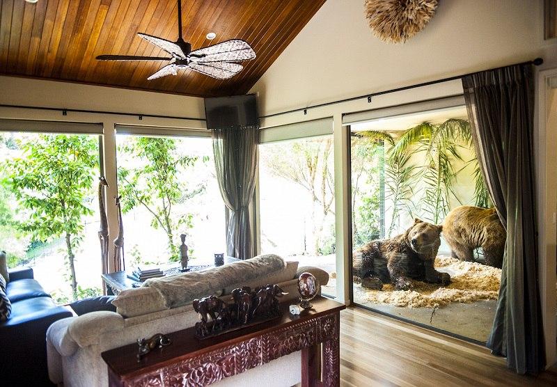 Jamala Wildlife Lodge - необычный отель в зоопарке, Австралия, изображение №4