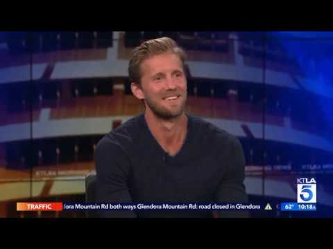 """Matt Barr on New Action Packed Show Blood Treasure"""""""