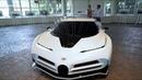 Exclusive: Bugatti Centodiece Up Close In Detail