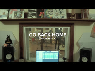 Mailo - go back home (live from elevator records)