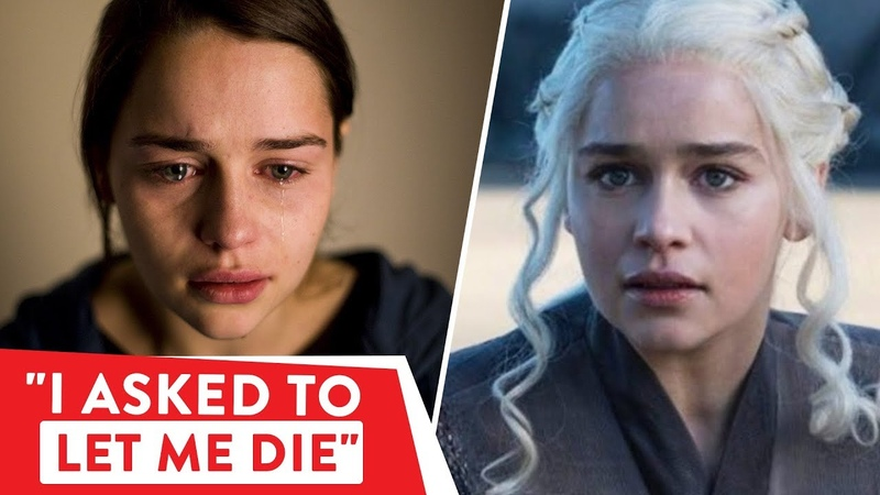 Emilia Clarke survived a stroke and two surgeries during GOT!   ⭐OSSA