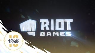 Riot Pls Recap | Riot Pls: 10th Anniversary Edition - League of Legends