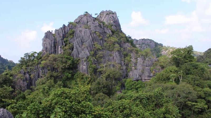 Free Video Footages Suan Pha Hin Ngam KUNMING OF LOEI LOEI Thailand