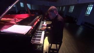 Peter Laul plays Brahms 4 Klavierstcke op. 119