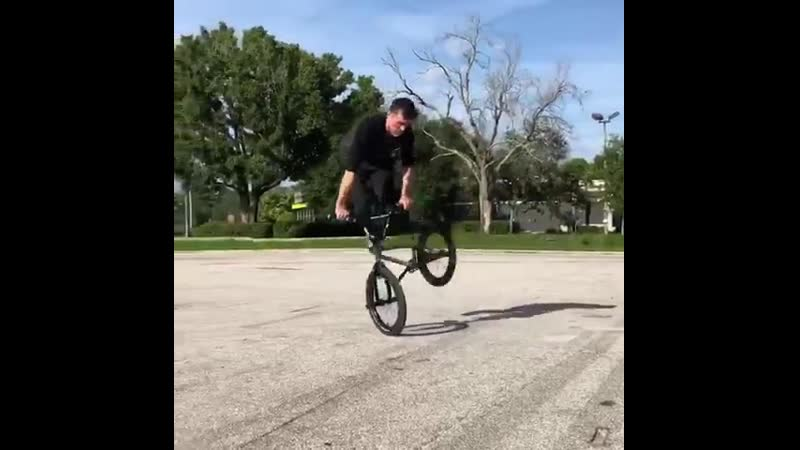Chad DeGroot BMX