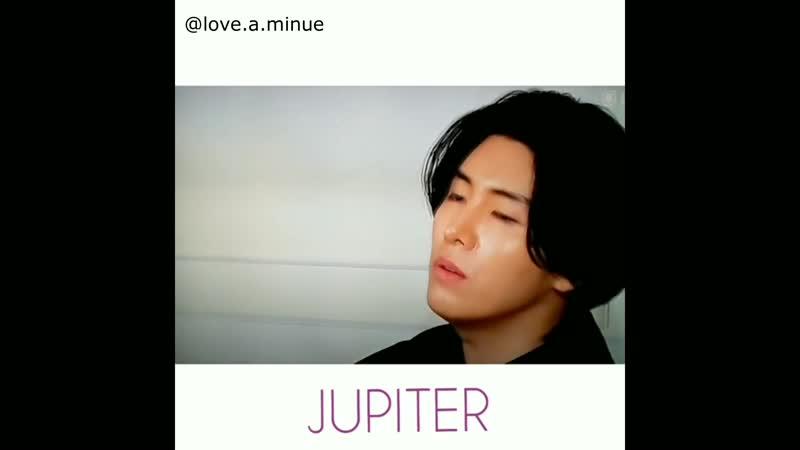 JUPITER от instagram