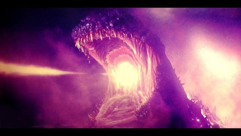 Shin Godzilla「MV」Burn It Down- Skillet