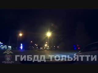 Погоня в Тольятти
