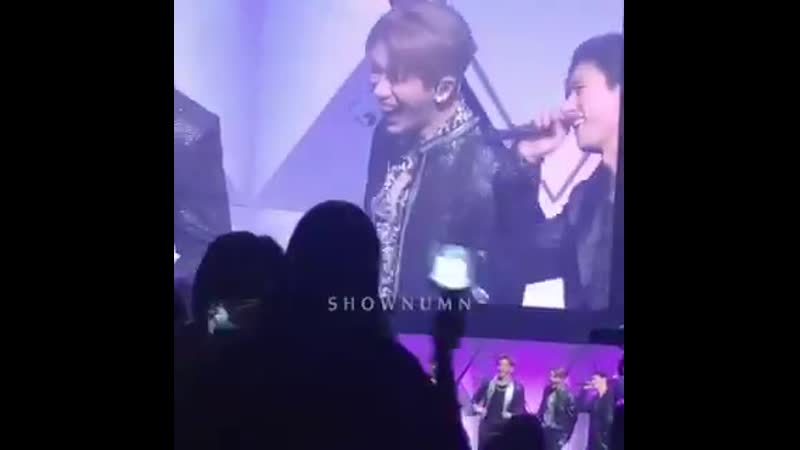[VK][190427] MONSTA X fancam - Talk (Wonho focus) @ Japan Fan-Con PICNIC in Yokohama