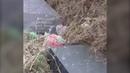 Надгробия Героев Советского Союза выбросили на свалку