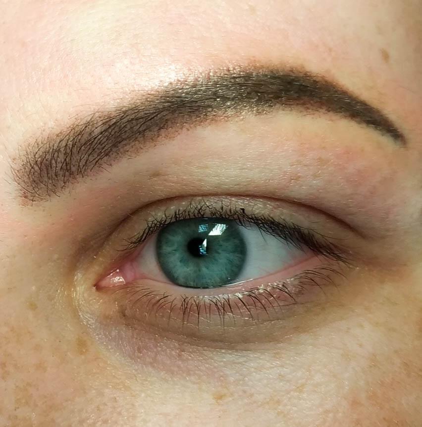 ❤ Дорогие девушки, приглашаю на процедуру перманентного макияжа!