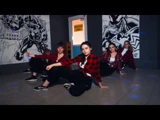 Missy Elliott - Tempo,Hip-hop choreo by Asya Sarkisyan