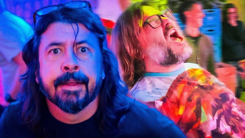 Tenacious D vs Foo Fighters Colombia