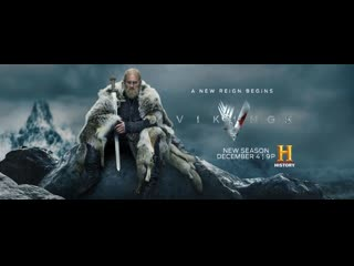 Викинги 6 сезон | Vikings 6 season (2019) | Русский трейлер