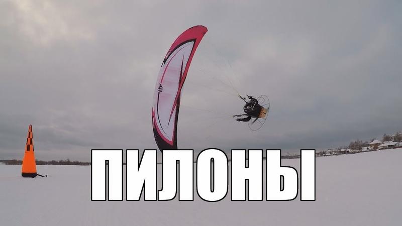 Пилоны в Усть-Выми