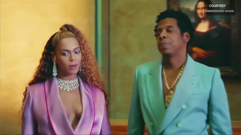Viewed nearly 150 million times on YouTube Beyonce and Jay Zs music video helps to boost the Louvre in Paris to record number o