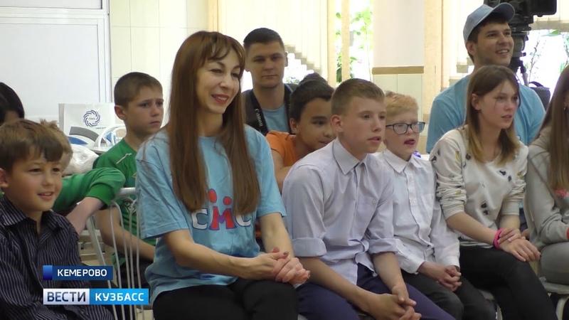 Сотрудники ПМХ-Уголь устроили праздник для воспитанников детского дома